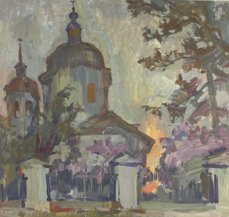 Тарас Бочаров, Екатерина Комракова. Соловьиная пора. Истобенск.