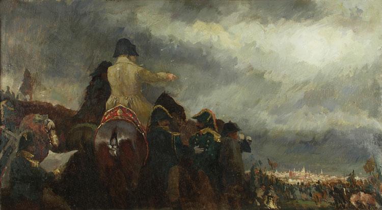 Тарас Бочаров, Екатерина Комракова. Наполеон на подступах к Москве.
