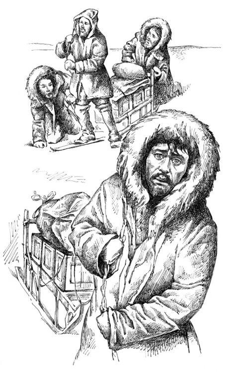 Тарас Бочаров, Екатерина Комракова. В поисках Эльдорадо