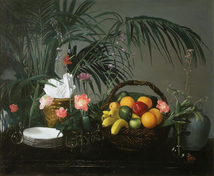Тарас Бочаров, Екатерина Комракова. Тропический натюрморт.