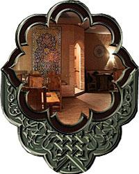 Сайт для кафе иранской кухни «Камелия»