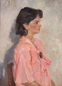 Тарас Бочаров, Екатерина Комракова. Портрет мамы.