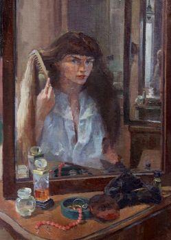 Тарас Бочаров, Екатерина Комракова. Автопортрет.