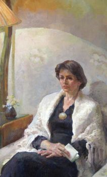 Тарас Бочаров, Екатерина Комракова. Мамин портрет.