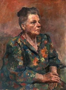 Тарас Бочаров, Екатерина Комракова. Портрет бабушки.