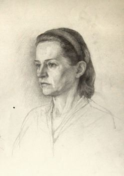 Тарас Бочаров, Екатерина Комракова. Портрет мамы