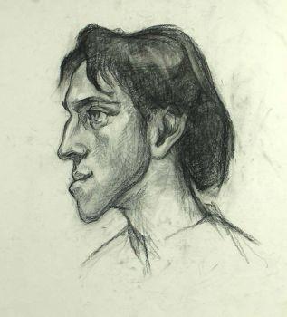 Тарас Бочаров, Екатерина Комракова. Немецкий студент Умет.