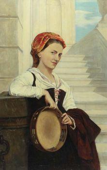 Тарас Бочаров, Екатерина Комракова. Испанка.