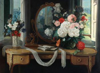 Тарас Бочаров, Екатерина Комракова. Парижский натюрморт.