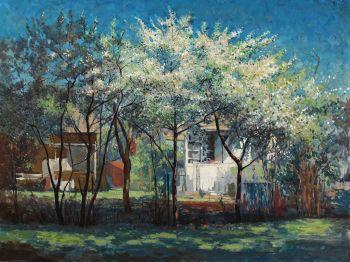 Тарас Бочаров, Екатерина Комракова. Слива цветет.