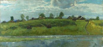 Тарас Бочаров, Екатерина Комракова. Деревня Большие Кочищи.