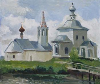 Тарас Бочаров, Екатерина Комракова. Утро в Суздале.